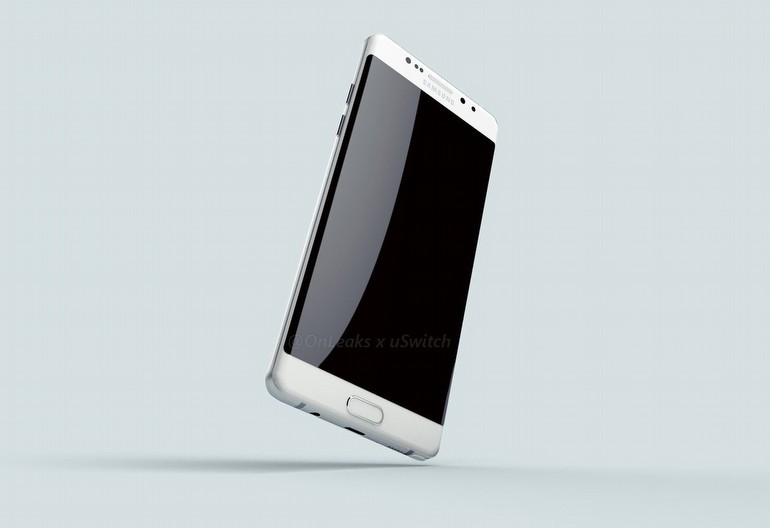 ลือ !! Samsung Galaxy Note 7 มาพร้อมแบต 3600 mAh เล่นวิดีโอต่อเนื่องได้นานสุด 20 ชั่วโมง !!
