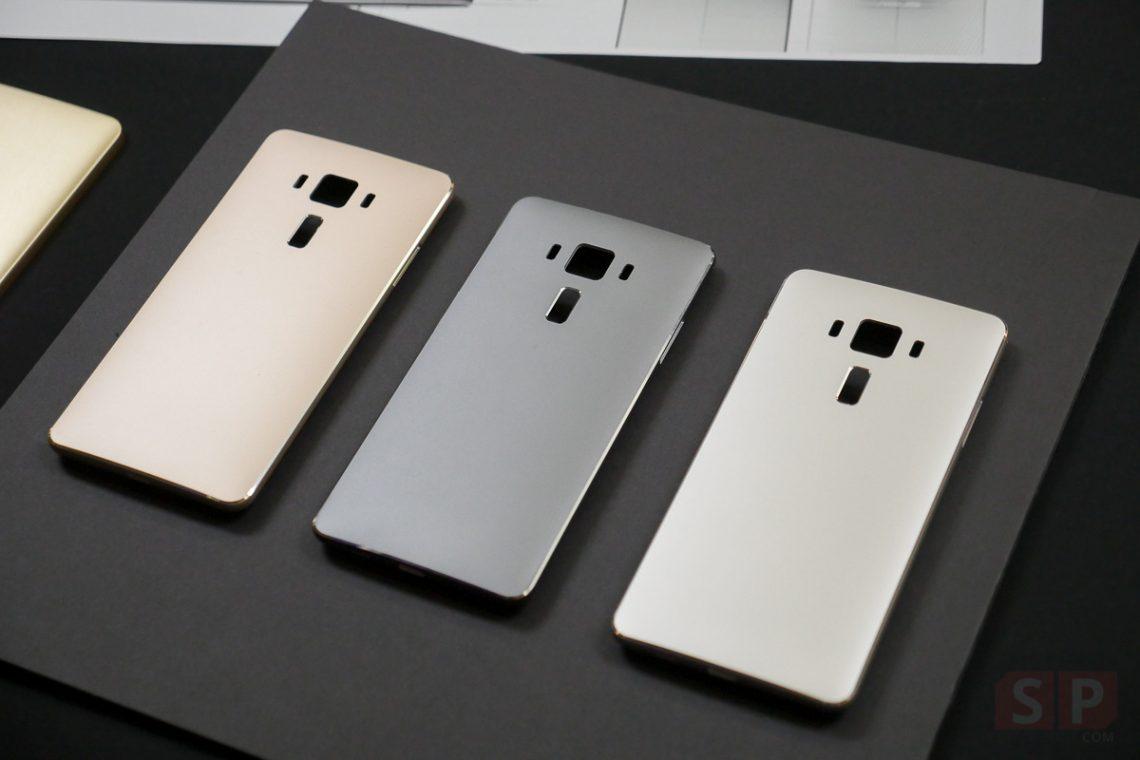 "SpecPhone พาชม ASUS สำนักงานใหญ้ไต้หวัน พร้อมเจาะลึกที่มา ""กว่าจะเป็น Zenfone 3"""