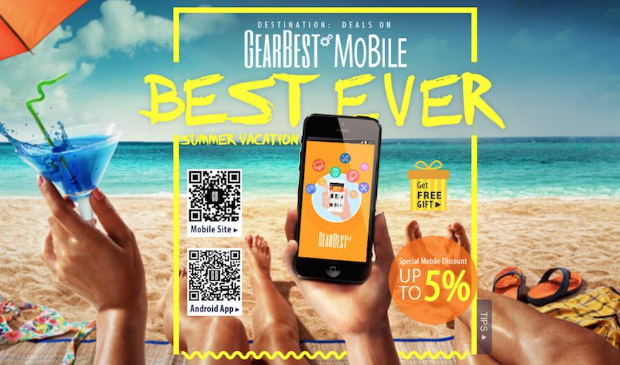 [Adver] GearBest.com จัดโปรโมชัน Flash Sale มือถือแบรนด์จีน ราคาเริ่มต้นพันกว่าบาท!!
