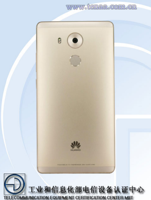 New-variant-of-Huawei-Mate-8-is-certified-by-TENAA