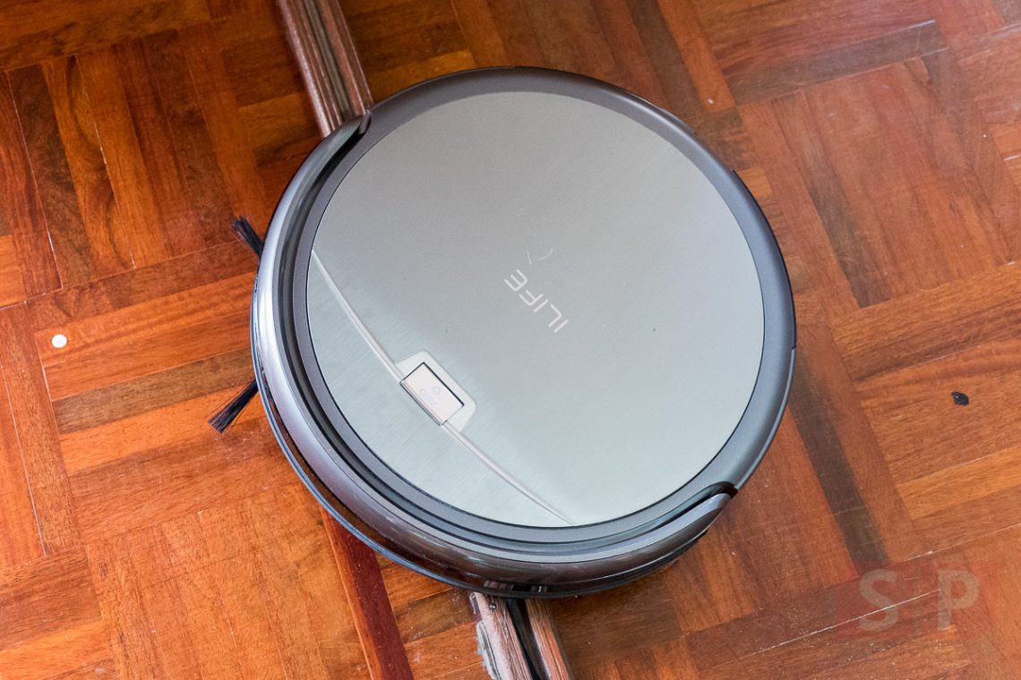 Review ILIFE A4 Smart Robotic Vacuum Cleaner