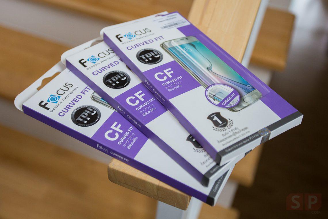[Review] รีวิว Focus Curve Fit ฟิล์มลงโค้งเต็มจอสำหรับ Samsung Galaxy S7 Edge!!