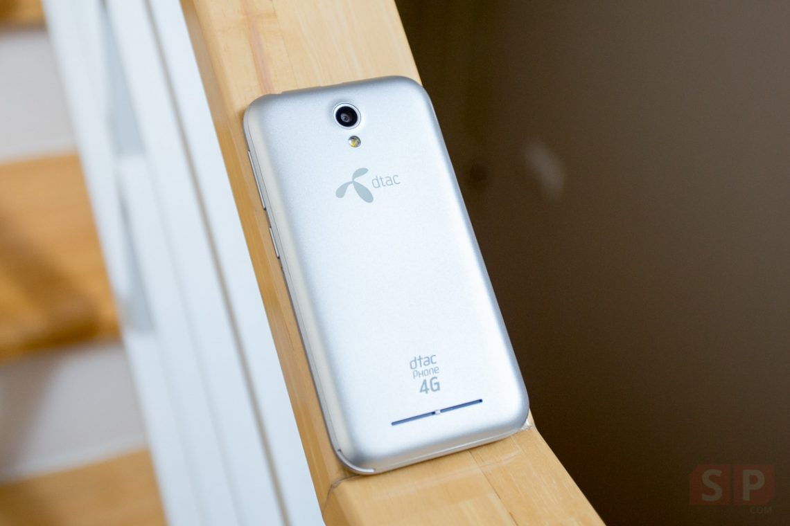 [Review] dtac Phone S1 สมาร์ทโฟน 4G ในราคาเบา ๆ พร้อมโปรแรง เพียง 2,490 บาท!!