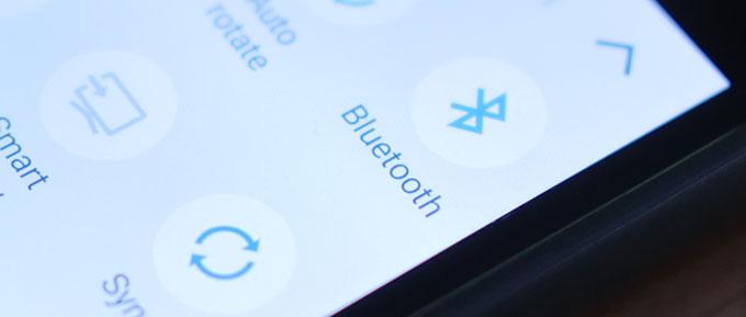 bluetooth-quickset