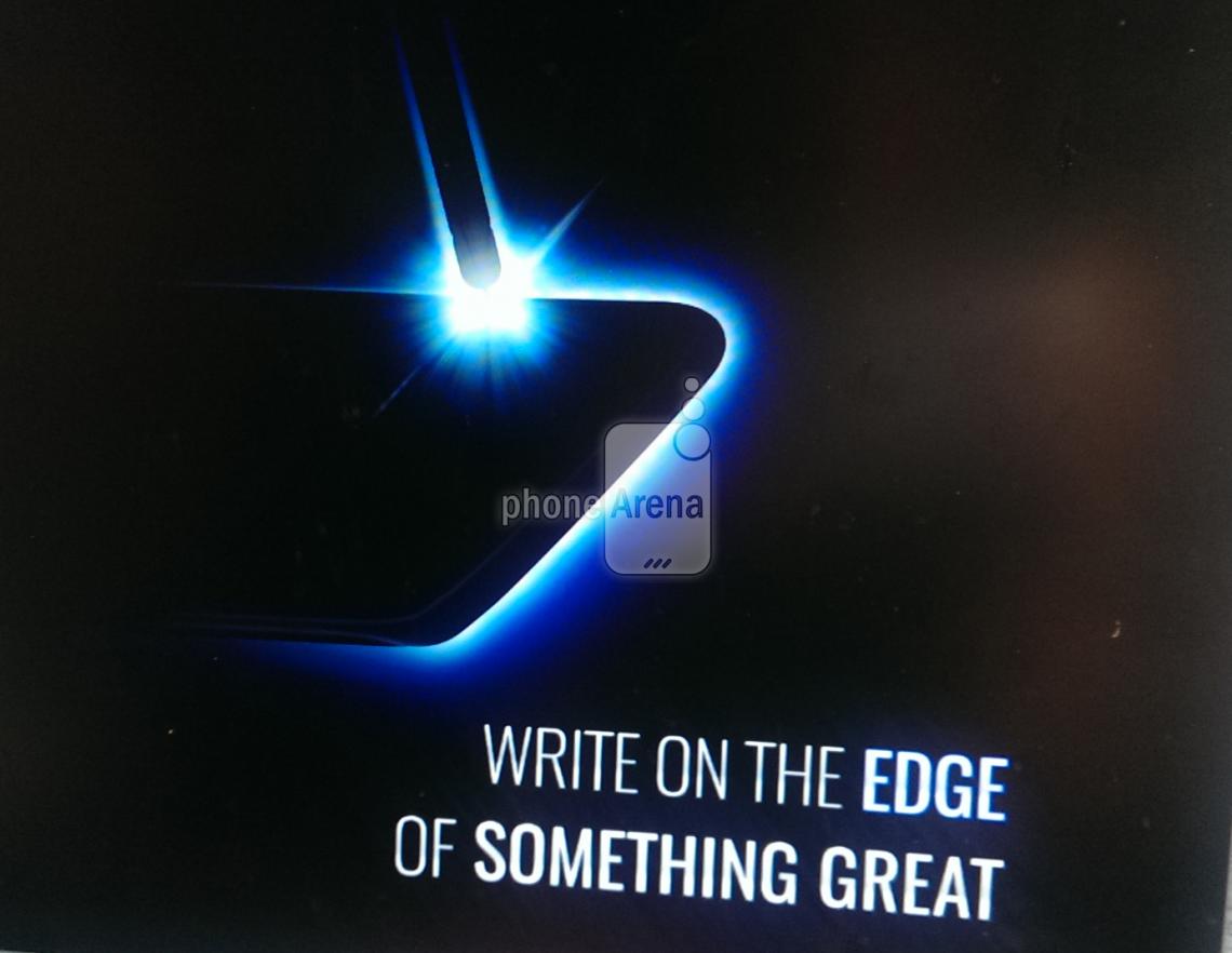 โผล่หลักฐานยืนยัน !! Samsung Galaxy Note 7 จะมากับหน้าจอโค้ง Curve Screen !!