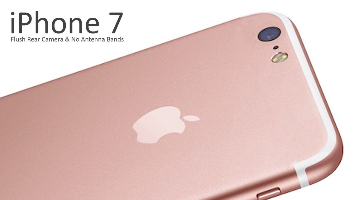 เริ่มแล้ว !! iPhone 7 เริ่มกระบวนการผลิตแล้วที่ Pegatron
