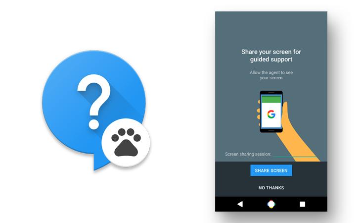 ลือ !! ฟีเจอร์ใหม่ Google Nexus สามารถเรียก Support เข้าดูหน้าจอเพื่อช่วยแก้ไขปัญหาได้ทันที