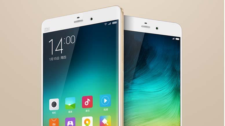 หลุดสเปค !! Xiaomi Mi Note 2 จัดเต็ม Curved Edge Screen , Force Touch , Dual Camera และแรม 6 GB !!