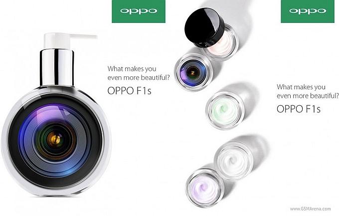ลือ !! OPPO เตรียมเปิดตัวสมาร์ทโฟนเน้นเซลฟี่ OPPO F1s มากับกล้องหน้า 16 ล้านพิกเซล !!