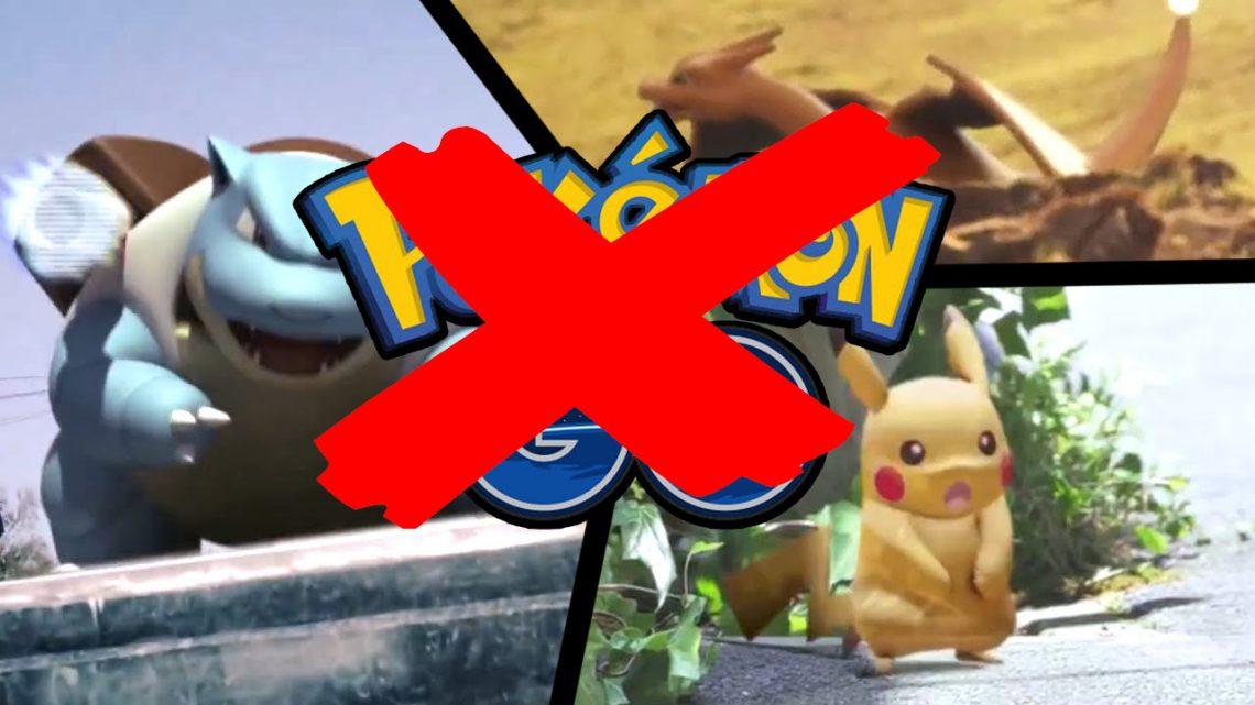 บัยยย – Pokemon Go ในไทย น่าจะเล่นไม่ได้แล้วในตอนนี้ [รออัพเดต]