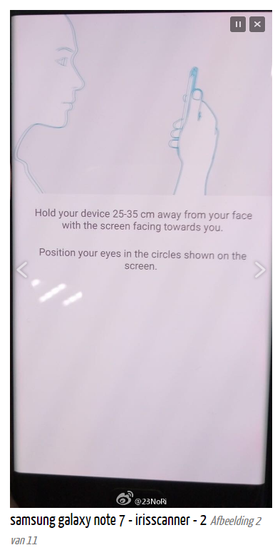 Screenshot-shows-the-directions-for-using-the-iris-scanner