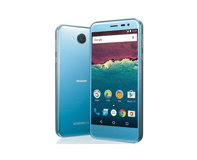 Sharp เปิดตัว Sharp 507SH ที่เป็น Android One ตัวแรกที่มีคุณสมบัติกันน้ำได้ !!
