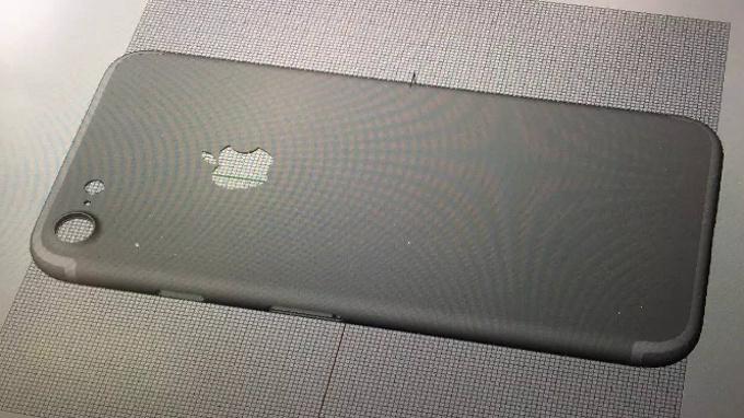 เบื่อกันหรือยัง !! หลุดภาพ iPhone 7 และ iPhone 7 Plus จากโปรแกรมออกแบบแสดงให้เห็นตัวเครื่องทุกมุม