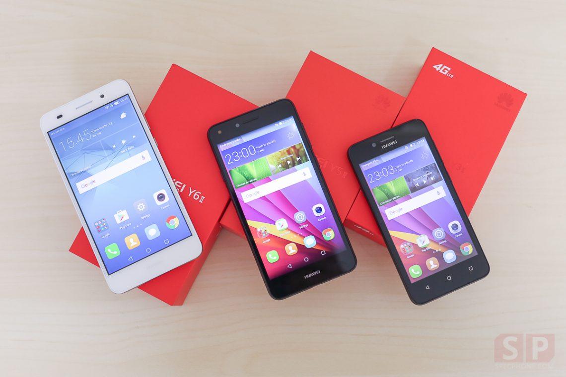 [Preview] Huawei Y Series สมาร์ทโฟนจอใหญ่ ตอบโจทย์ทุกไลฟ์สไตล์ ในราคาเริ่มต้น 3,090 บาท