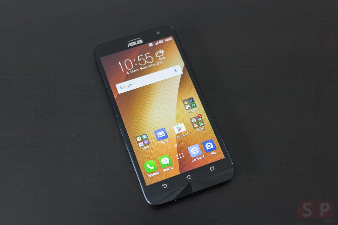 [Review] ASUS Zenfone 2 Laser SE ปรับสเปคใหม่ในร่างเดิม โดดเด่นเรื่องการถ่ายรูป
