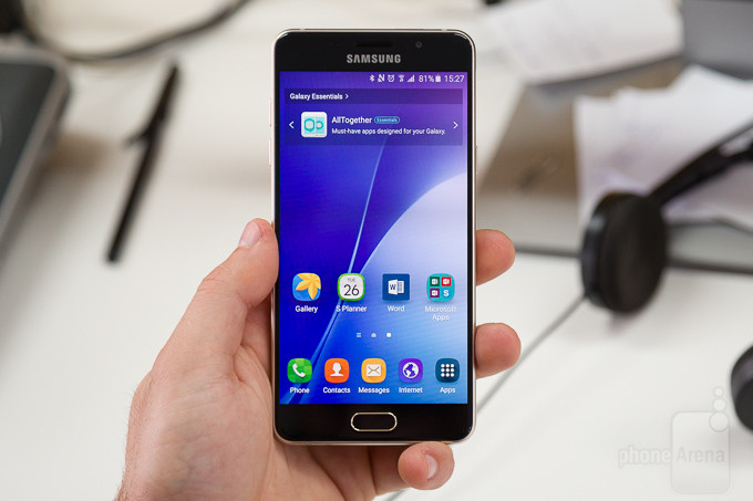 Samsung Galaxy A5 Review TI
