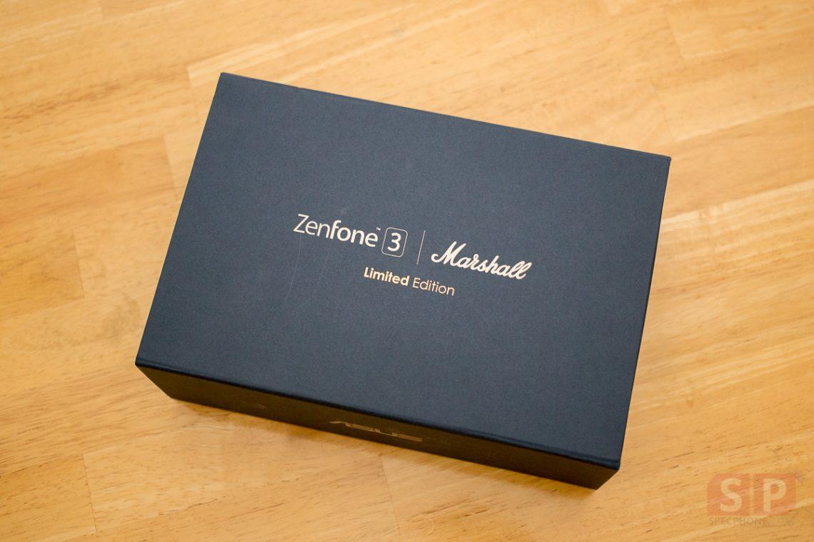 [ขายแล้ววันนี้] แกะกล่อง ASUS Zenfone 3 รุ่น 5.5 นิ้ว แถมฟรีหูฟัง Marshall ราคา 14,990 บาท!!