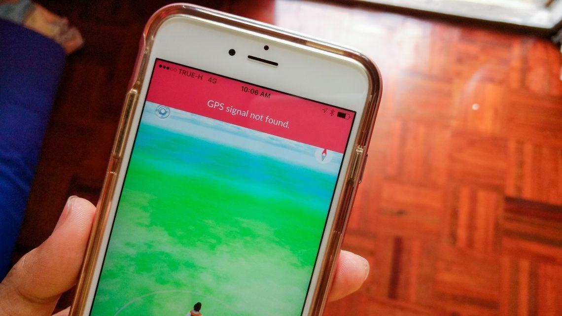 iPhone, Android เล่น Pokemon Go ไม่ได้ ขึ้น GPS signal not found ทำยังไง พร้อมวิธีแก้ไข!!