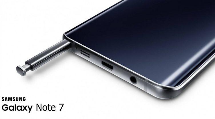 Samsung ประกาศงดขาย-เรียกคืน Galaxy Note 7 หลังพบปัญหาแบตฯไฟไหม้ระหว่างชาร์จ