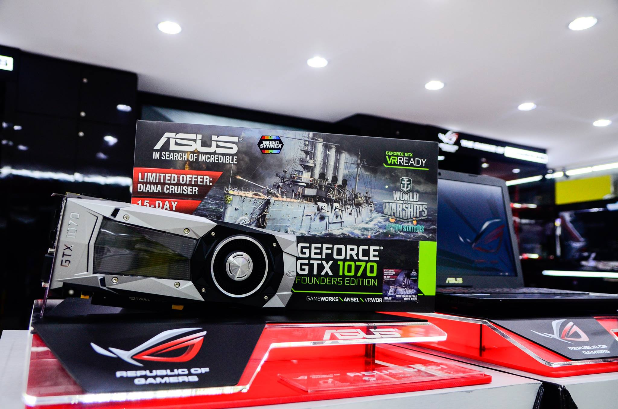 ASUS ROG Experience Shop by J-Net_6