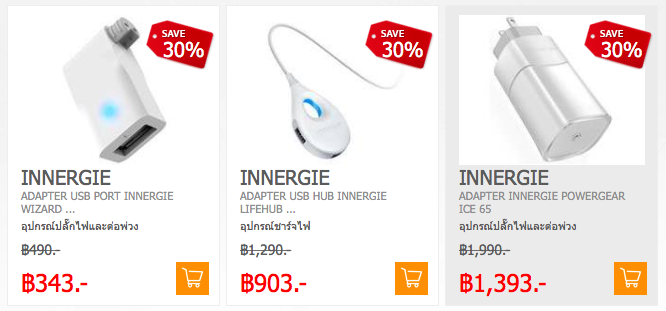 Innergie Power Traveler Pack