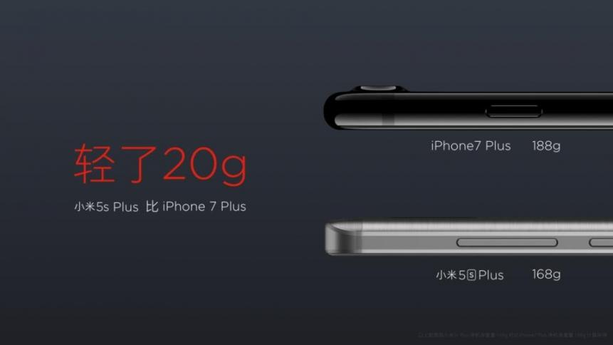 Launch Xiaomi Mi5s Plus SpecPhone 00016