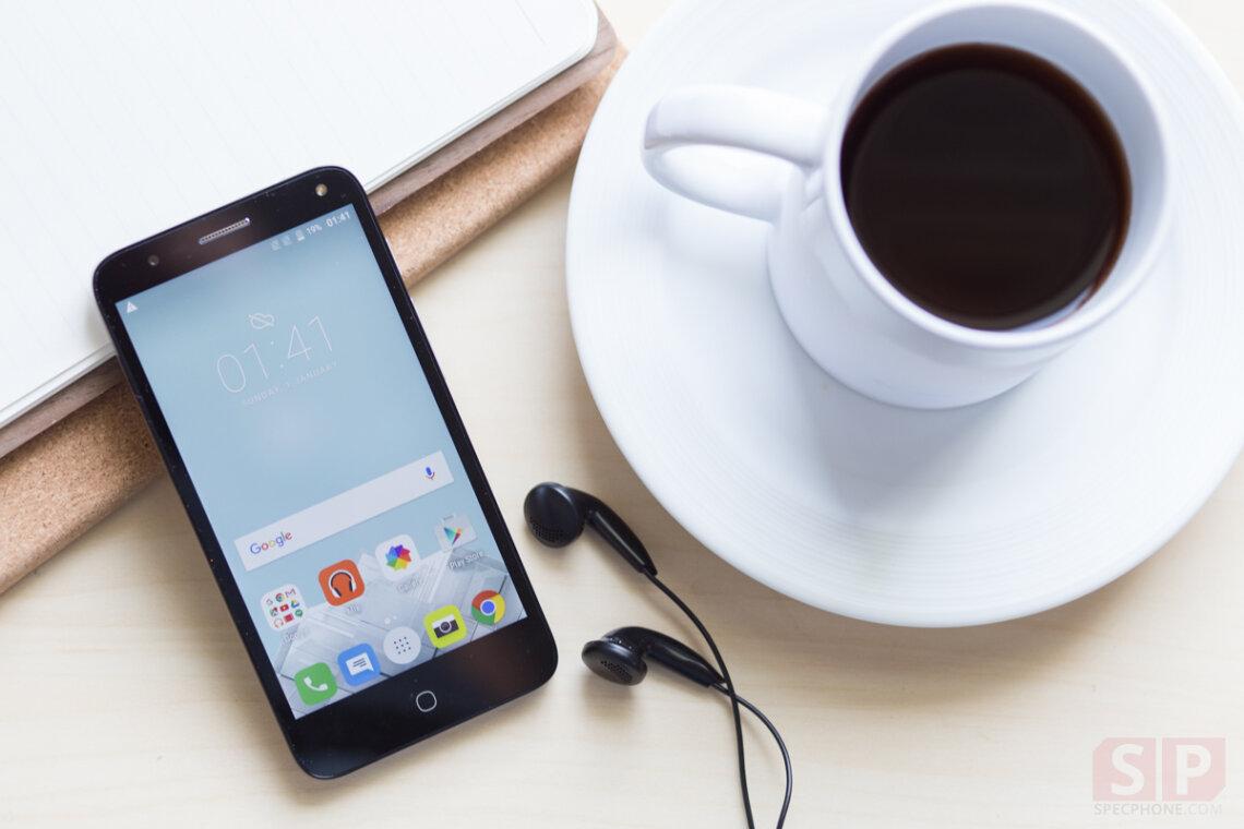 [Review] Alcatel POP 4 มือถือรุ่นเล็ก 4G ได้ 2 ซิม สุดคุ้มค่า สเปคแจ่ม ในราคา 3,790 บาท