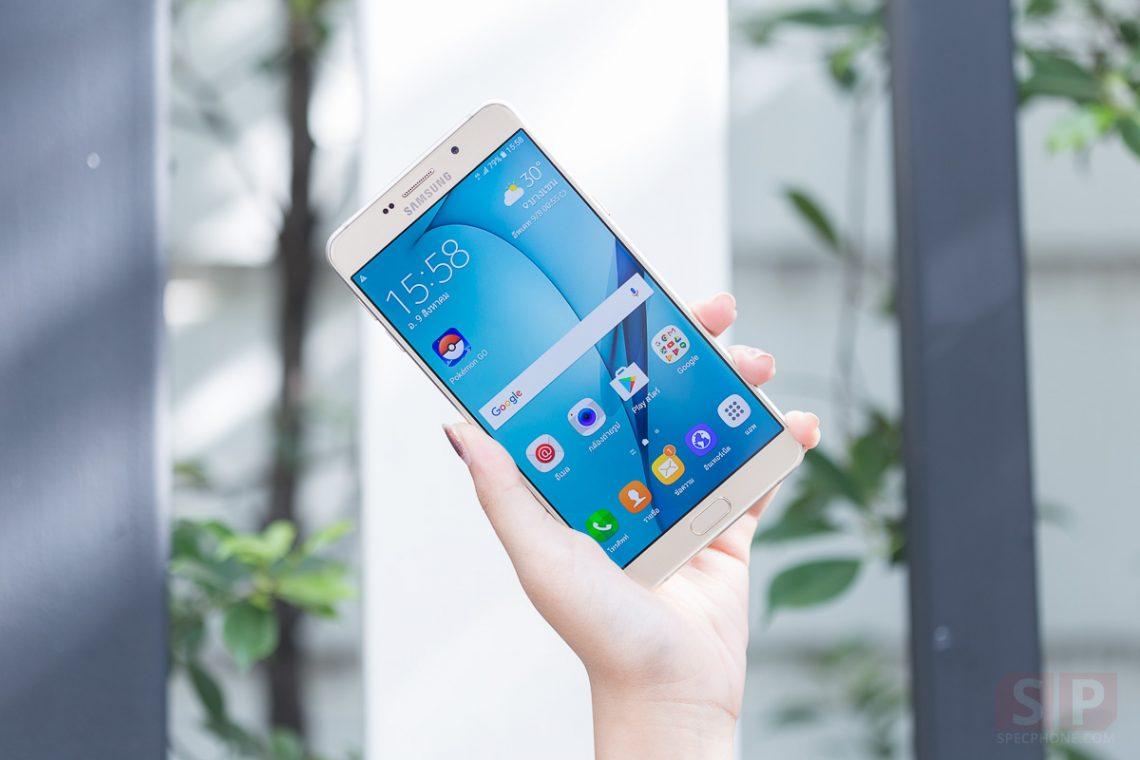 [Review] Samsung Galaxy A9 Pro จัดเต็มให้สมกับเป็นพี่ใหญ่ของซีรี่ส์ Galaxy A ชูจุดเด่นเรื่องแบตเตอรี่ 5,000 mAh !!