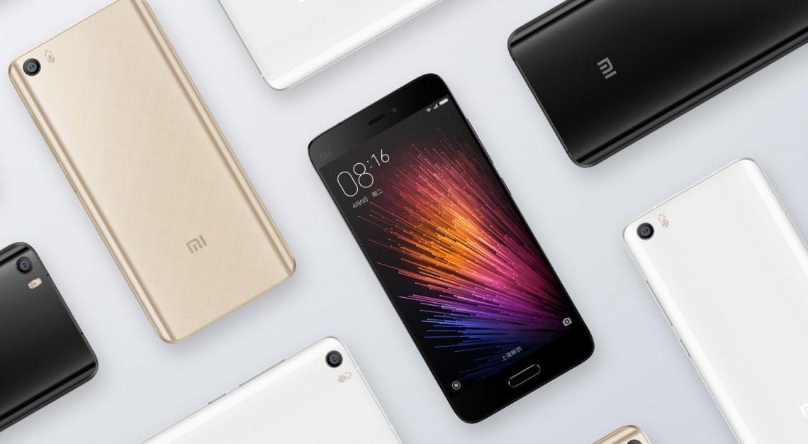 จัดหนักจัดเต็ม !! หลุดสเปค Xiaomi Mi 5s มากับหน้าจอ 5.15 นิ้ว ใช้ชิป Snapdragon 821 มีแรม 6 GB รอม 256 GB  !!