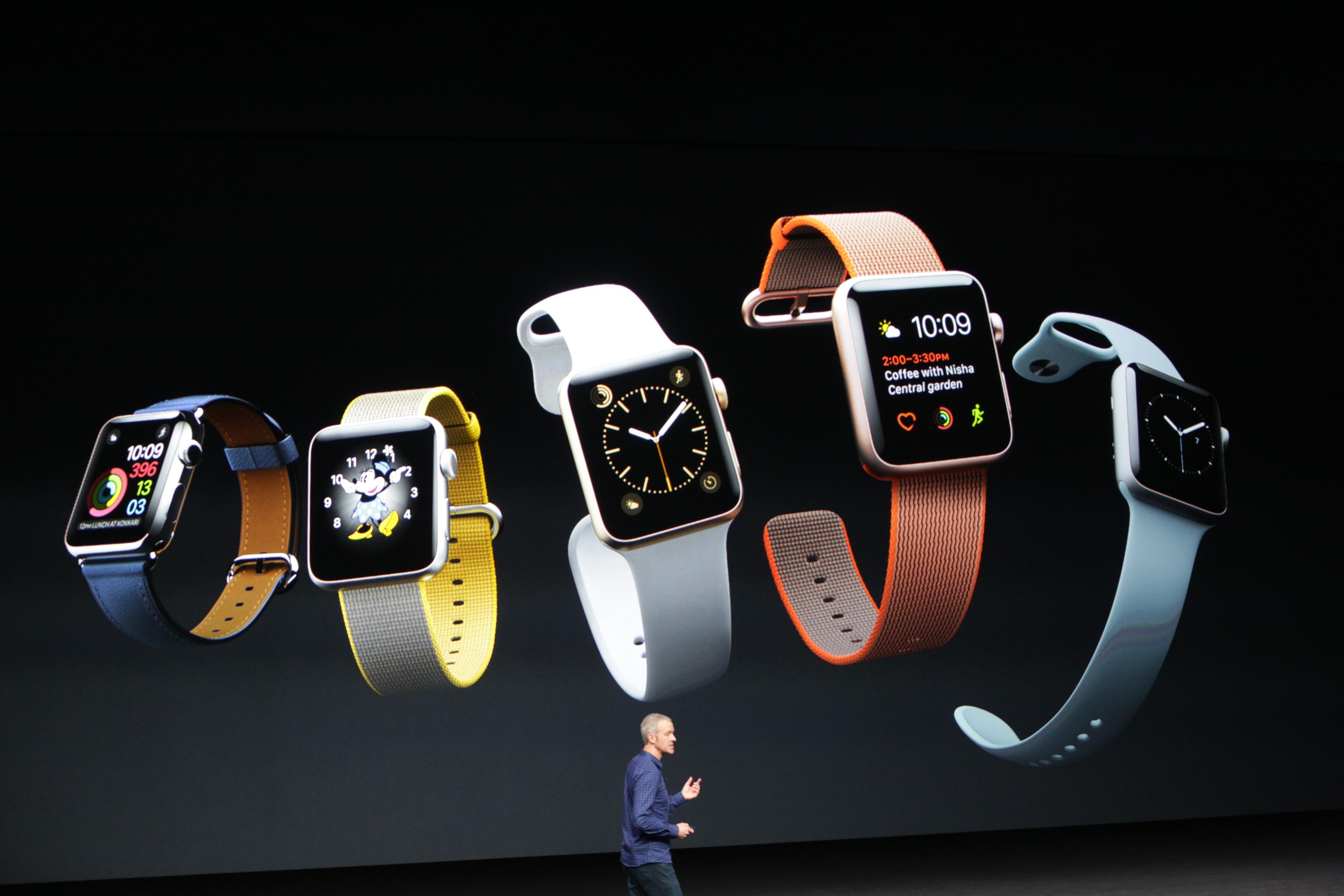 Apple เปิดตัว Apple Watch Series 2 อัพเกรดตัวเครื่องกันน้ำ เพิ่ม GPS ในตัว พร้อมความแรงด้วยซีพียูดูอัลคอร์!!