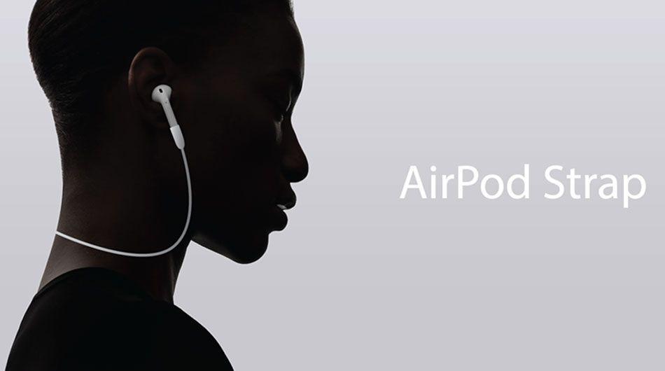อุปกรณ์เสริมก็มา !! AirPod Strap สายคล้องคอใช้กับ AirPod ป้องกันการสูญหายในราคา 700 บาท !!