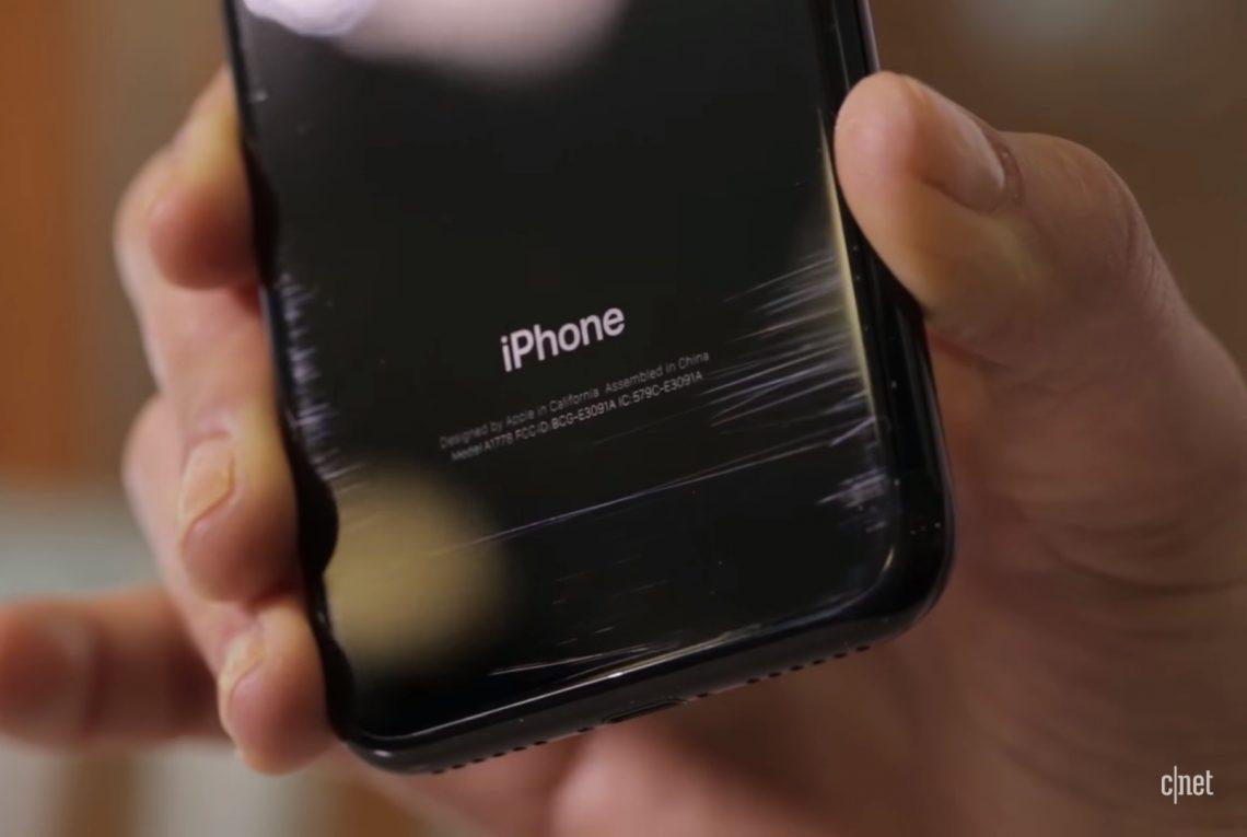 มาดูวิดีโอทดสอบ iPhone 7 และ iPhone 7 Plus สี Jet Black ว่าจะเป็นรอยง่ายหรือเปล่า ??