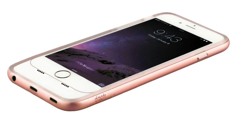 สนใจมั้ย ?? ถ้ามีเคส iPhone 7 ที่เพิ่มช่องเสียบหูฟังขนาด 3.5 มม. เข้ามาเหมือนเดิม !!