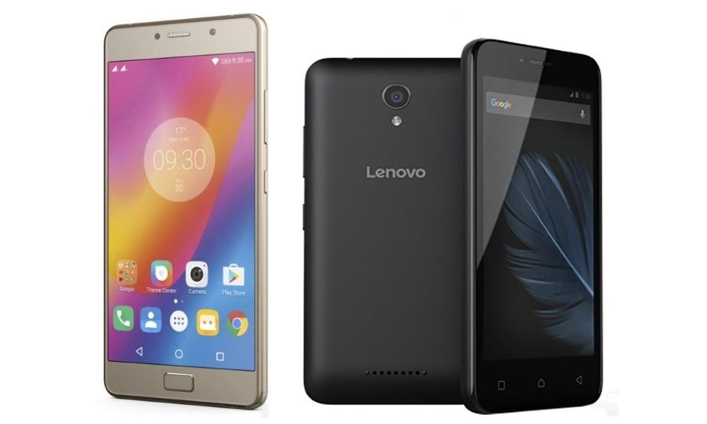 Lenovo เปิดตัวคู่หูสมาร์ทโฟน Vibe P2 แบตฯระดับพระกาฬพ่วงที่สแกนลายนิ้วมือ และ A Plus น้องเล็กราคาเบาๆ รองรับ VoLTE