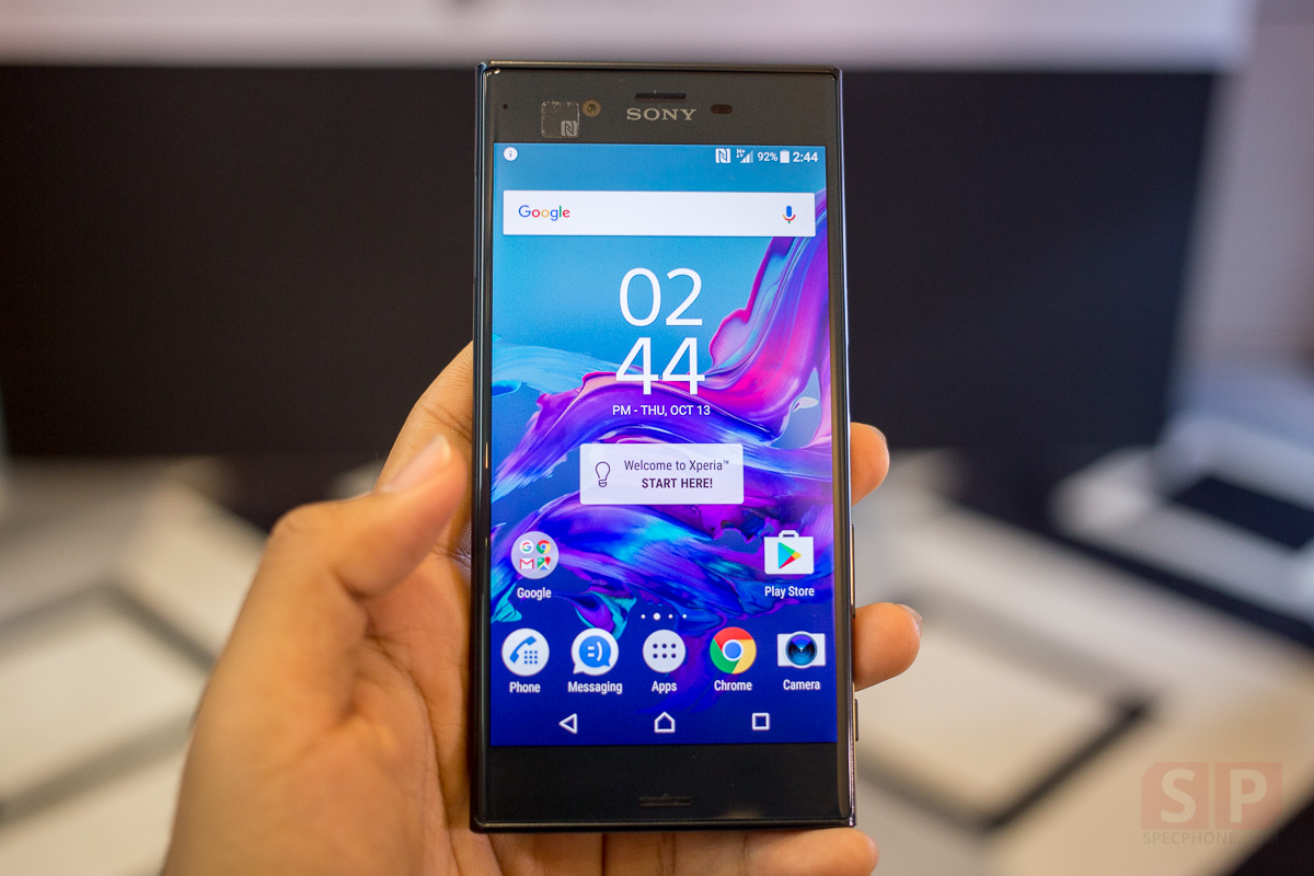 Hands on Preview Sony Xperia XZ SpecPhone 260026