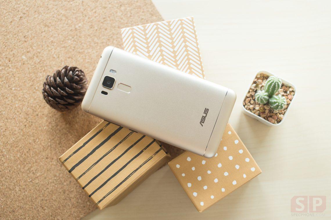 ASUS Zenfone 3 Laser เริ่มวางจำหน่ายแล้ว กล้อง 13 ล้าน Ram 4 GB ในราคาเพียง 8,990 บาท