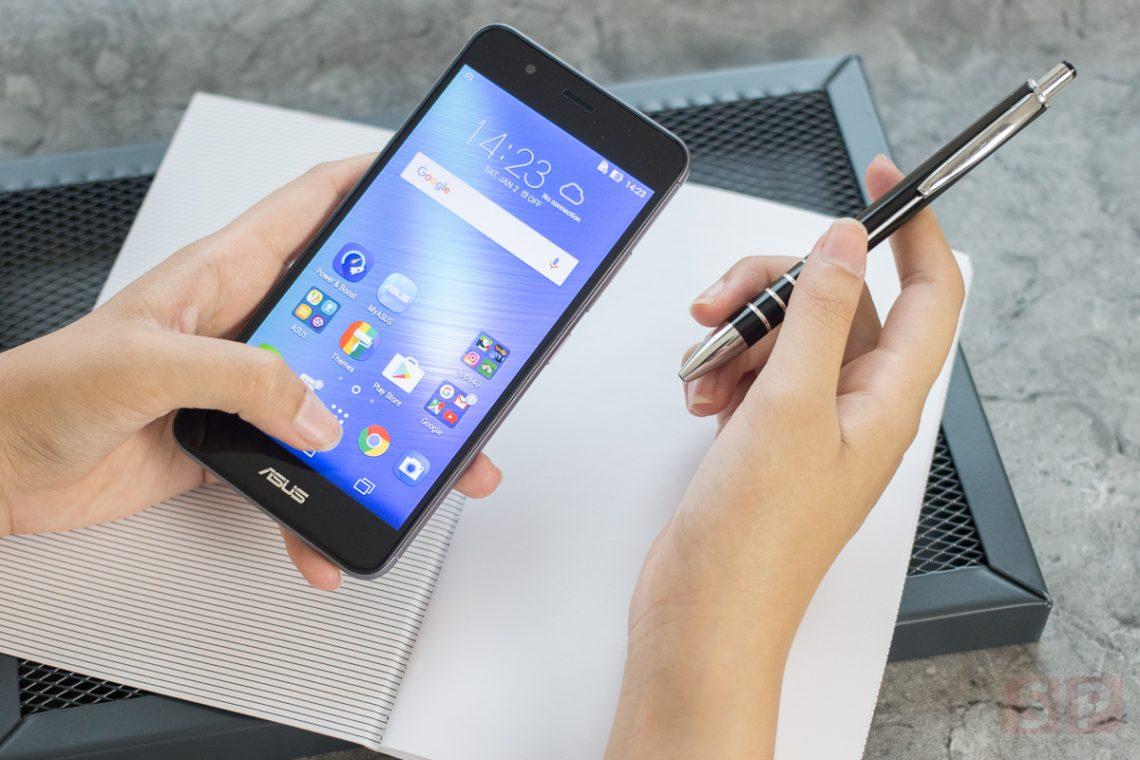 [Review] ASUS Zenfone 3 Max มากับแบตขนาด 4,100 mAh ที่ใช้งานหนักแค่ไหนก็อยู่ได้เต็มวัน !!