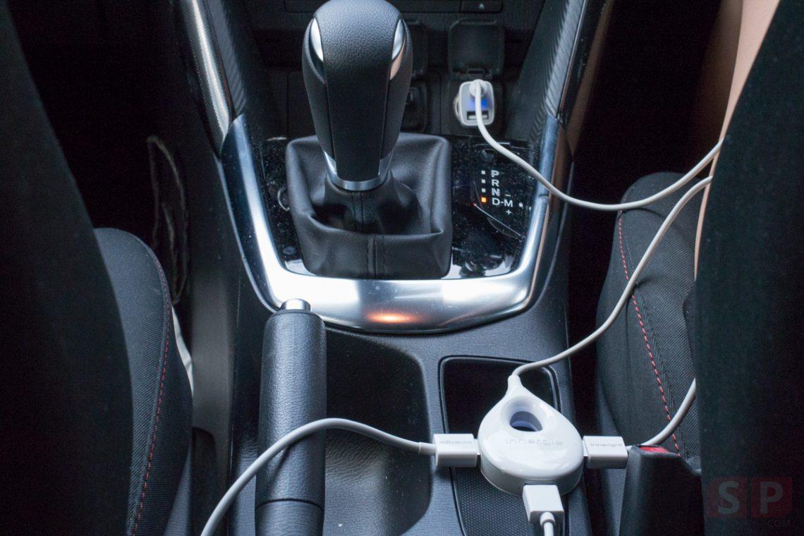 [Review] รีวิว Innergie PowerCombo Go Hub ชุดชาร์จสุดคุ้มสำหรับรถยนต์ ชาร์จเร็วได้ทีละ 4 พอร์ต ไฟแรง 9.6A