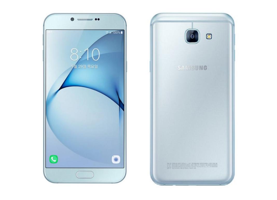 เปิดตัว Samsung Galaxy A8 (2016) มาพร้อมกับวัสดุโลหะ และมีสเปคระดับ Galaxy S6  !!