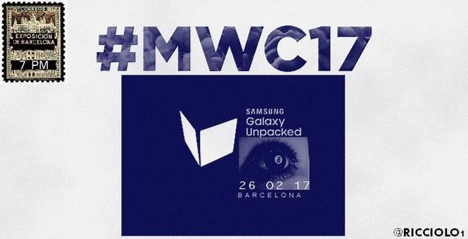 ขอแก้มือหน่อย !! Samsung เผยทีเซอร์ยืนยันเปิดตัว Samsung Galaxy S8 ในวันที่ 26 กุมภาพันธ์ 2017 !!