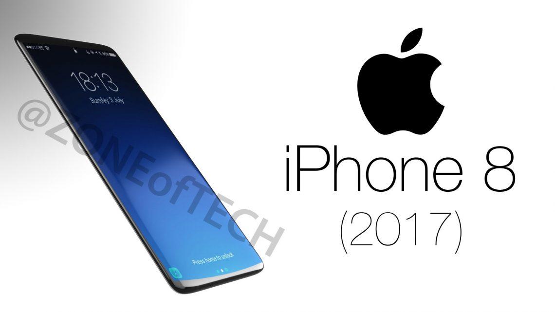 ข่าววงในเผยเอง !! iPhone รุ่นใหม่ในปีหน้าจะมาในชื่อ iPhone 8 และจะมีการออกแบบตัวเครื่องใหม่ทั้งหมด !!