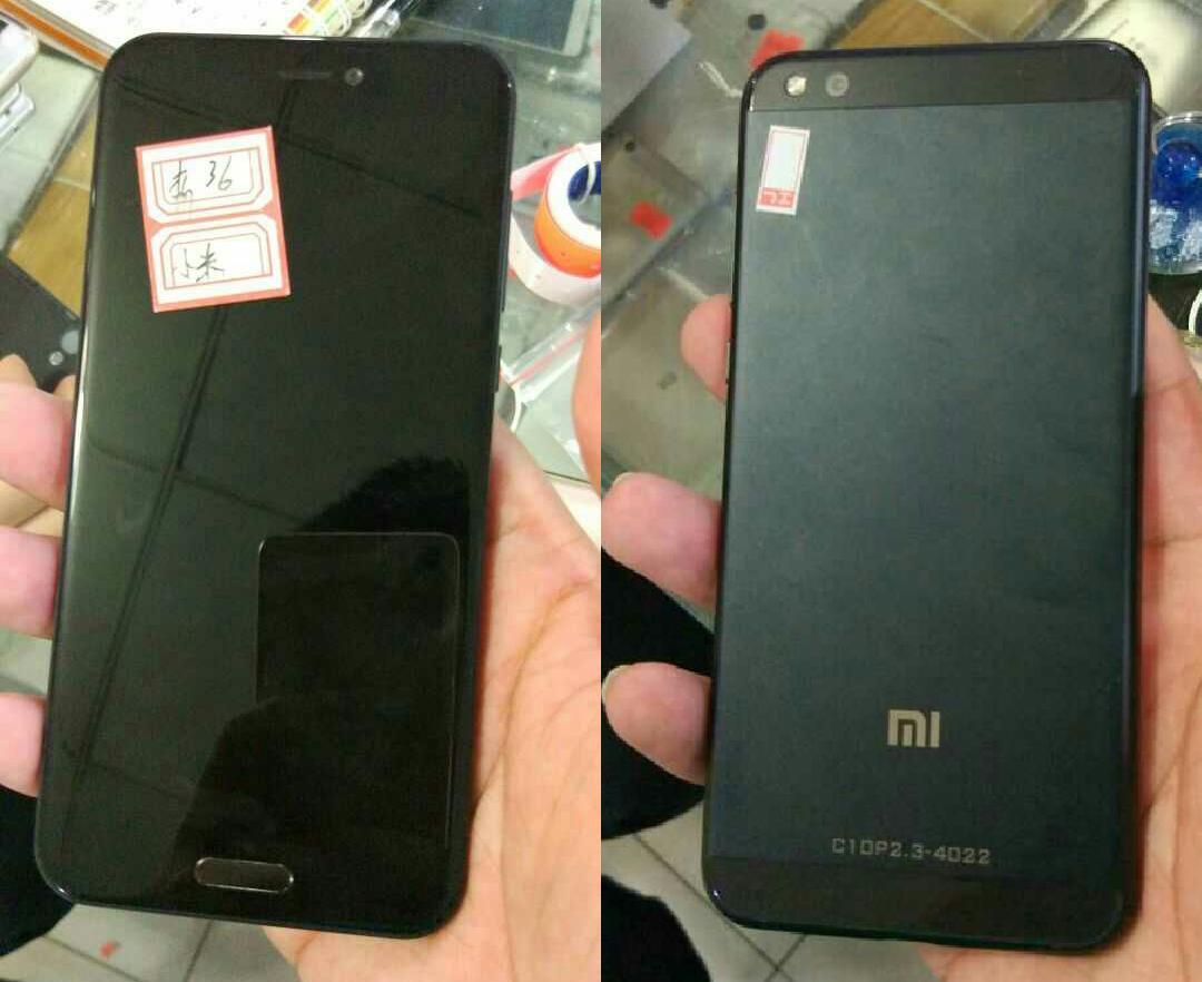ภาพหลุดตัวเครื่อง Xiaomi Mi Note 2 ที่มาพร้อมกับกระจกหน้าจอโค้ง คาดว่าจะแรงกว่า Mi5s !!