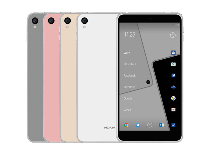 nokia android smartphone 1