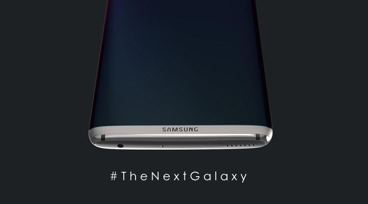 ลือหนัก !! Samsung Galaxy S8 จะมากับกล้องหลังสองตัว และไม่มีปุ่มโฮมแล้ว !!