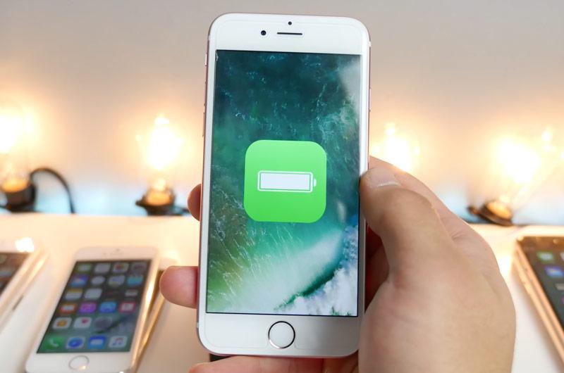 พบปัญหา iOS 10.1.1 สูบแบตเยอะผิดปกติ เป็นได้หมดตั้งแต่ iPhone 5s ยัน iPhone 6s