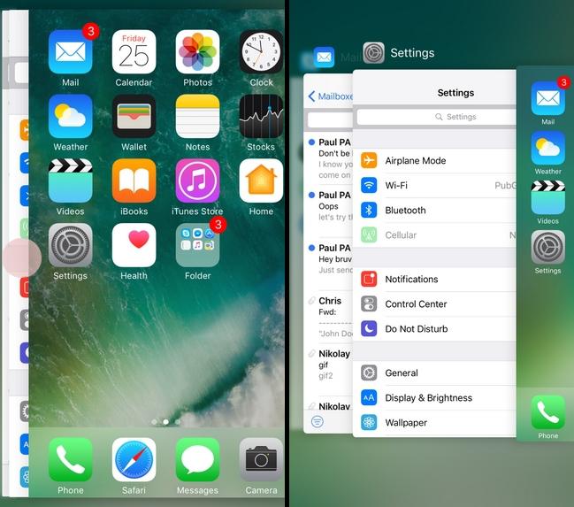 App-switcher