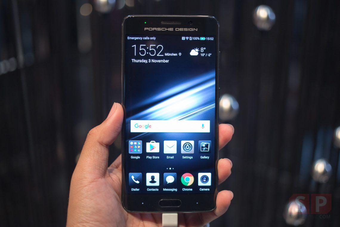 เปิดตัว 'PORSCHE DESIGN Huawei Mate 9' สมาร์ทโฟนรุ่น Limited Edition ราคาครึ่งแสน ยอมใจในความหรูหรา!!!