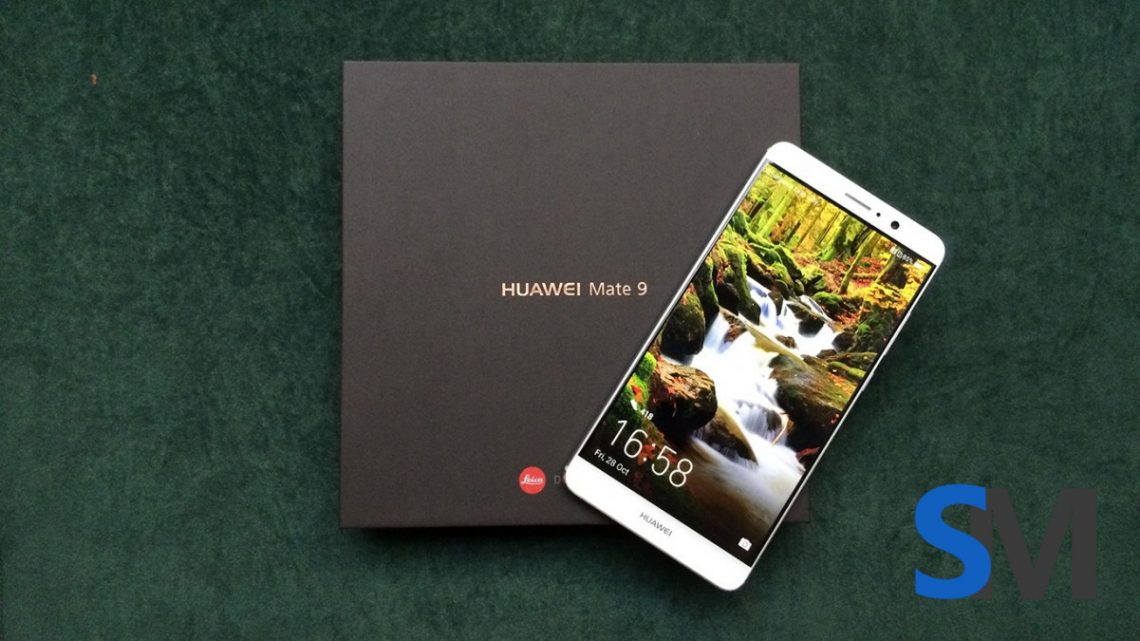 ไม่ต้องลุ้นกันแล้ว !! หลุดภาพ Huawei Mate 9 อย่างชัด ก่อนเปิดตัววันที่ 3 พฤศจิกายนนี้ !!