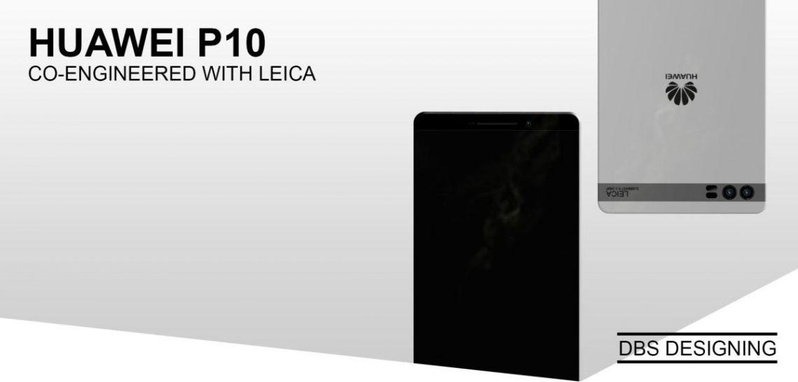 แจ่มมาก !! หลุดสเปค Huawei P10 มากับหน้าจอ 5.5 นิ้วความละเอียด QHD ชิป Kirin 960 แรม 6 GB รอม 256 GB !!