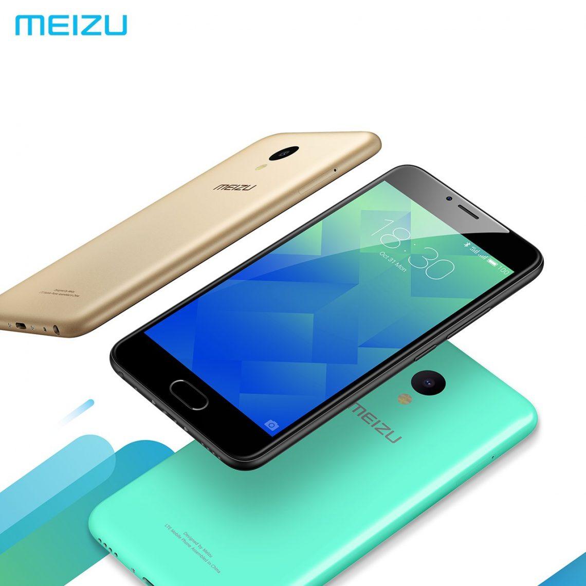 เปิดตัว Meizu M5 สมาร์ทโฟนสีแหวกแนว หน้าจอ 5.2 นิ้ว HD แรม 3 GB รอม 32 GB กล้อง 13 ล้าน ในราคาเริ่มต้น 3,600 บาท !!